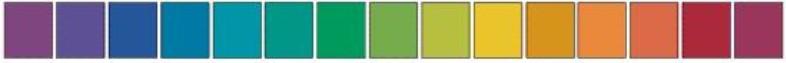 Color Quality Scale colors
