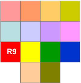 CRI R9