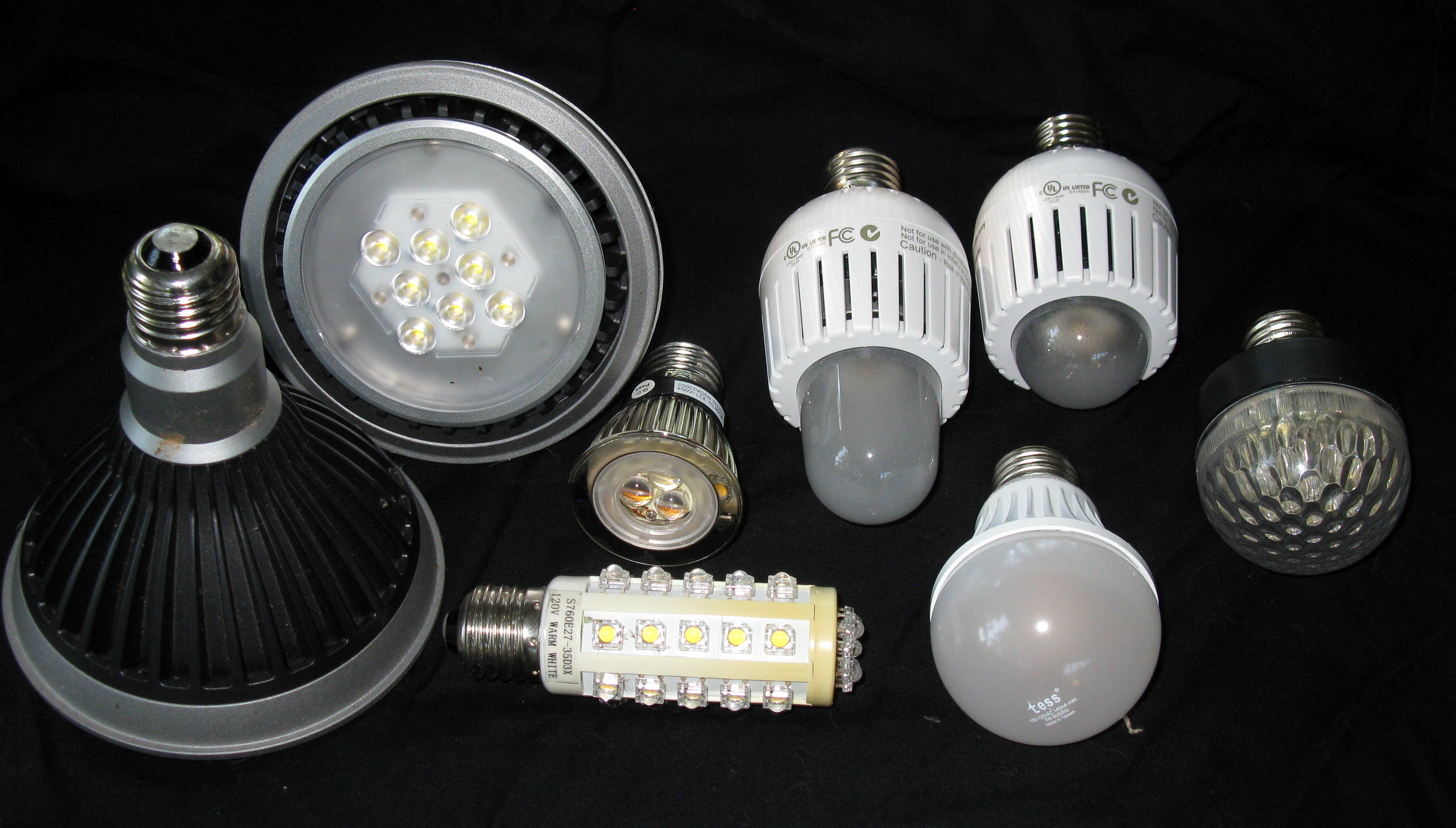 Controversy hype or real concern some led bulbs dont last as ledbulbsrandomassortment mozeypictures Image collections