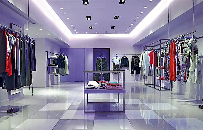 Quality Of Led Light Is Critical In Retail Environments
